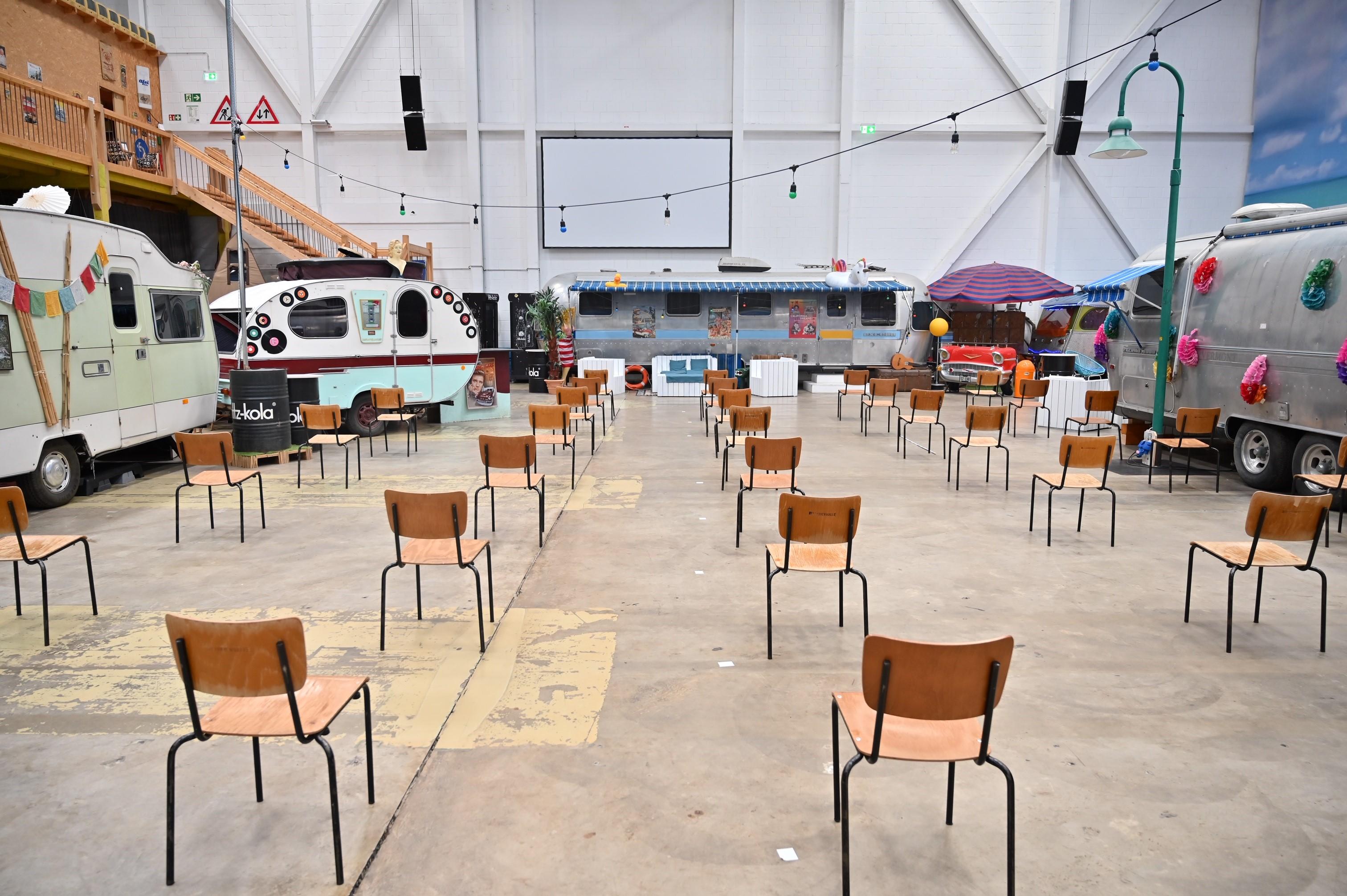 Base Camp Bonn Veranstaltungen